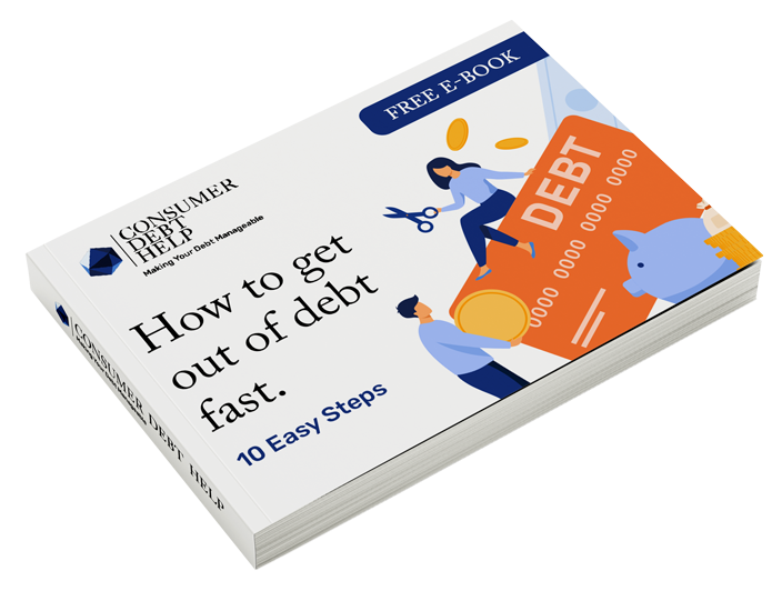 Free E-Book Get Out Of Debt Fast